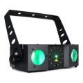 Chauvet DJ Swarm 4 FX 3-in-1 Moonflower/Laser/Strobe EffectSwarm 4 FX 3-in-1 Moonflower/Laser/Strobe Effect