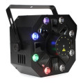 Chauvet DJ Swarm Wash FX 4-in-1 Derby/Wash/Laser/Strobe EffectSwarm Wash FX 4-in-1 Derby/Wash/Laser/Strobe Effect