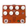 JHS Sweet Tea 2-in-1 Dual Overdrive PedalSweet Tea 2-in-1 Dual Overdrive Pedal