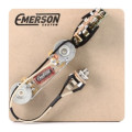Emerson Custom 3-way Prewired Kit for Fender Telecasters - 250k Pots3-way Prewired Kit for Fender Telecasters - 250k Pots