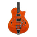 Taylor T3/B Semi-hollowbody with Bigsby - Orange