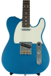 Fender American Special Telecaster, Bone Nut Upgrade, Plek'd - Lake Placid Blue with Rosewood Fingerboard