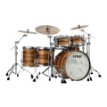 Tama Star Bubinga 5-piece Shell Pack - Exotix Blackwood