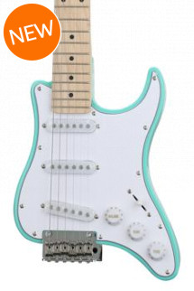 Traveler Guitar Travelcaster Deluxe - Surf Green