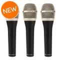 Beyerdynamic TG V50d Dynamic Cardioid Vocal Mic (3-pack)TG V50d Dynamic Cardioid Vocal Mic (3-pack)