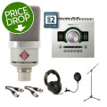 Neumann TLM102 - Apollo Twin Duo USB Recording Package