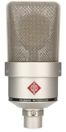 TLM 103 Large-diaphragm Condenser Microphone - Nickel