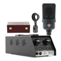 Neumann TLM 103 with Universal Audio SOLO/610 - Black