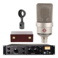 Neumann TLM 103N with Universal Audio LA-610 Mk IITLM 103N with Universal Audio LA-610 Mk II