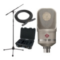 Neumann TLM 107 Package - Nickel Stand and CableTLM 107 Package - Nickel Stand and Cable
