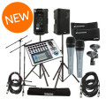 QSC TouchMix-16 with K10 Speakers and 2 MicrophonesTouchMix-16 with K10 Speakers and 2 Microphones