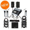 QSC TouchMix-30 Pro Complete Live Sound PackTouchMix-30 Pro Complete Live Sound Pack