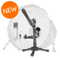 Triad-Orbit Complete Kick Drum System Microphone Stand SystemComplete Kick Drum System Microphone Stand System