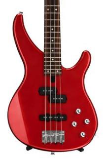 Yamaha TRBX204 - Bright Red Metallic