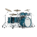 Tama Star Bubinga Shell Pack with Snare Drum 7-pc - Wild Sea Blue BosseStar Bubinga Shell Pack with Snare Drum 7-pc - Wild Sea Blue Bosse