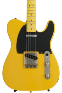 LsL Instruments T-Bone ONE with Ash Body - Lightly Aged Butterscotch Blonde Matte