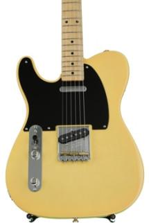 Fender American Vintage '52 Telecaster Left-handed - Blonde