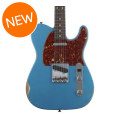 Fender Custom Shop 1961 Relic Telecaster - Aged Lake Placid Blue with Rosewood Fingerboard