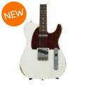 Fender Custom Shop '63 Relic Telecaster - Olympic White'63 Relic Telecaster - Olympic White