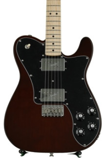 Fender '72 Telecaster Deluxe - Walnut Stain with Maple Fingerboard