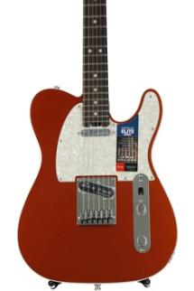 Fender American Elite Telecaster - Autumn Blaze Metallic with Rosewood Fingerboard