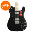 Fender American Professional Deluxe ShawBucker Telecaster - Black with Maple FingerboardAmerican Professional Deluxe ShawBucker Telecaster - Black with Maple Fingerboard