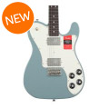 Fender American Professional Deluxe ShawBucker Telecaster - Sonic Gray with Rosewood FingerboardAmerican Professional Deluxe ShawBucker Telecaster - Sonic Gray with Rosewood Fingerboard