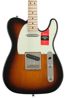 Fender American Professional Telecaster - 2-color Sunburst with Maple Fingerboard