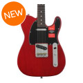 Fender American Professional Telecaster - Crimson Transparent with Rosewood FingerboardAmerican Professional Telecaster - Crimson Transparent with Rosewood Fingerboard