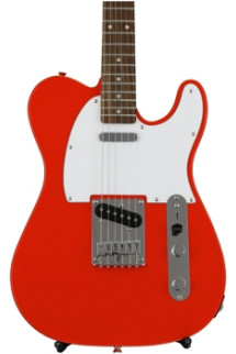 Squier Affinity Telecaster - Race Red with Rosewood Fingerboard