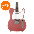 Fender Custom Shop 1963 Journeyman Relic Telecaster Custom - Aged Burgundy Mist with Rosewood Fingerboard