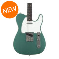 Fender Custom Shop 1963 Journeyman Relic Telecaster Custom - Faded Sherwood Green with Rosewood Fingerboard