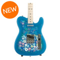 Fender Classic 69 Telecaster - Blue Flower with Maple FingerboardClassic 69 Telecaster - Blue Flower with Maple Fingerboard