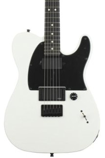 Fender Jim Root Telecaster HH - White with Rosewood Fingerboard