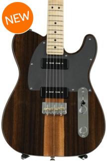 Fender Exotic Series Malaysian Blackwood Telecaster 90 - Natural