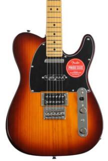 Fender Modern Player Telecaster Plus - Honey Burst with Maple Fingerboard
