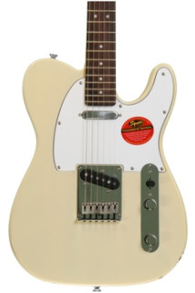 Squier Standard Telecaster - Vintage Blonde with Rosewood Fingerboard