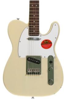 Squier Standard Telecaster - Vintage Blonde with Rosewood Fingerboard