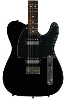 Fender Standard Telecaster HH - Black with Rosewood Fingerboard