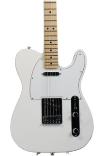 Fender Standard Telecaster - Arctic White with Maple Fingerboard