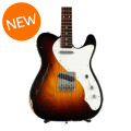 Fender Custom Shop Limited Edition '50s Thinline Telecaster Relic, Rosewood Neck - Wide Fade 2-color SunburstLimited Edition '50s Thinline Telecaster Relic, Rosewood Neck - Wide Fade 2-color Sunburst