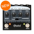 Radial Texas Pro Overdrive and Boost PedalTexas Pro Overdrive and Boost Pedal