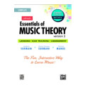 Alfred Essentials of Music Theory 1-3 - Networked Lab Additional User