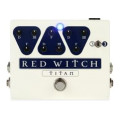 Red Witch Titan Triple Analog Delay Pedal