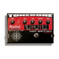 Radial Tonebone Hot British Distortion PedalTonebone Hot British Distortion Pedal