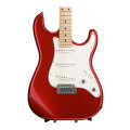Schecter USA Traditional - Candy Red with Maple Fingerboard and Pasadena Pickups