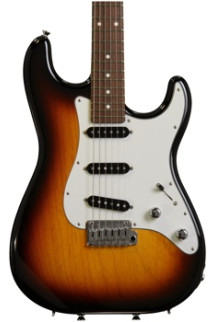 Schecter USA Traditional - Vintage Burst with Rosewood Fingerboard