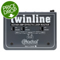Radial Twinline Effects Loop Interface