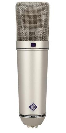 U 87 Ai Large-diaphragm Condenser Microphone - Nickel