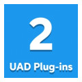 Universal Audio UAD Custom 2 Plug-in Bundle